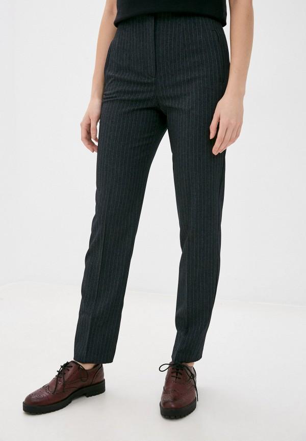 женские классические брюки vittoria vicci, серые