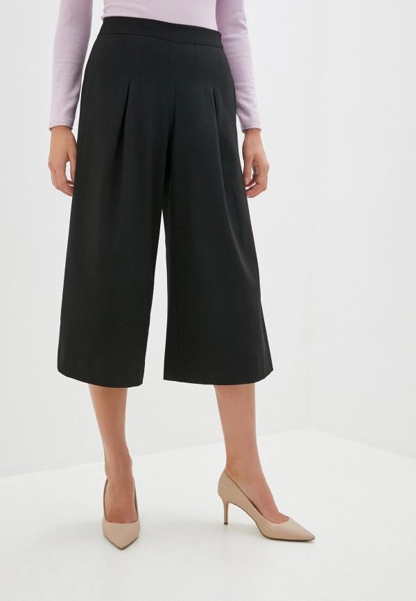 женские брюки кюлоты vittoria vicci, черные