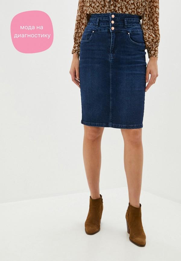 Юбка джинсовая Bawer