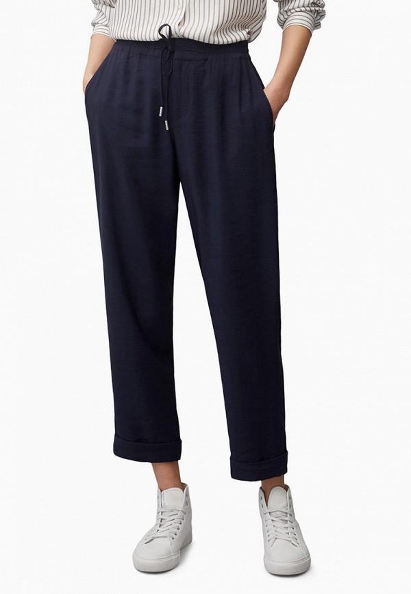 женские повседневные брюки marc o'polo, синие