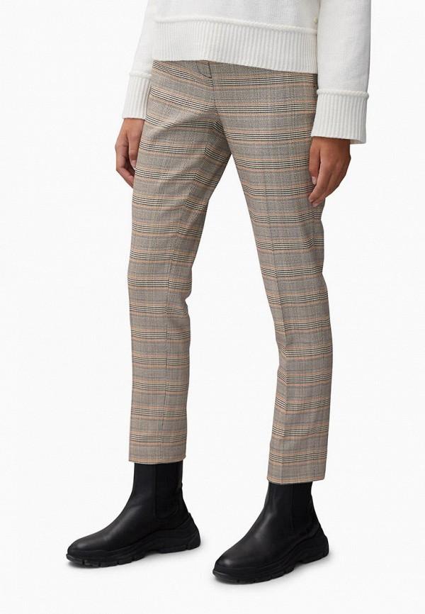 женские повседневные брюки marc o'polo, серые