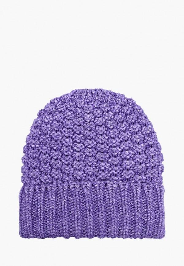 женская шапка ruxara, фиолетовая