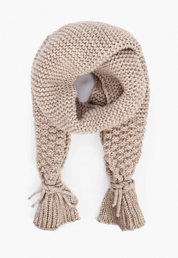 женский шарф ruxara, бежевый