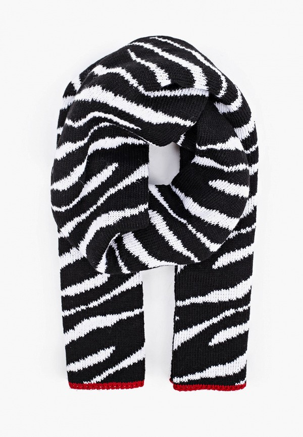 женский шарф ruxara, черный