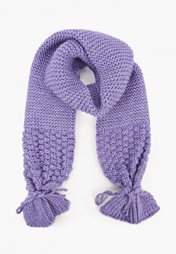 женский шарф ruxara, фиолетовый