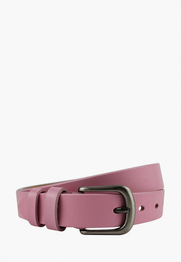 женский ремень stilmark, розовый