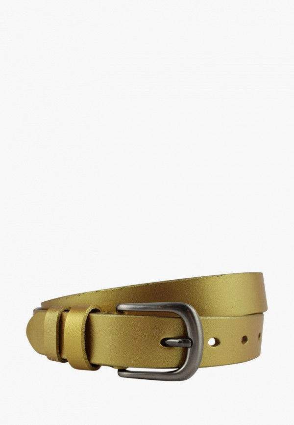 женский ремень stilmark, золотой