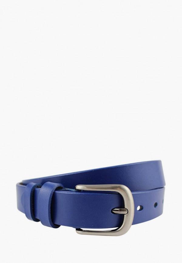 женский ремень stilmark, синий