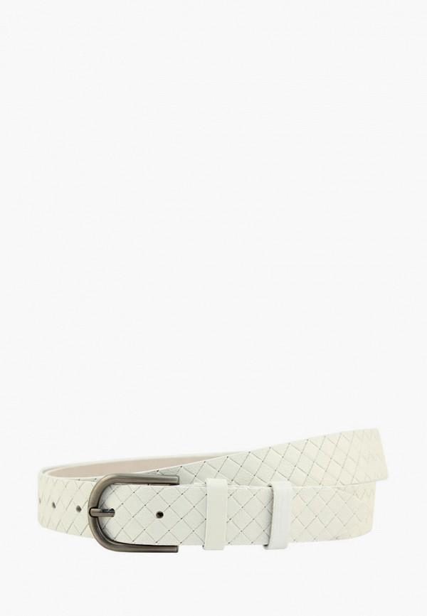женский ремень stilmark, белый