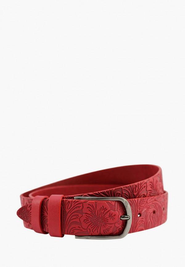 женский ремень stilmark, красный