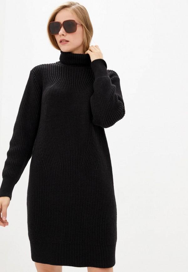 женское платье sewel, черное
