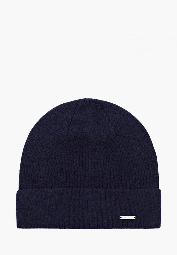 женская шапка marhatter, синяя