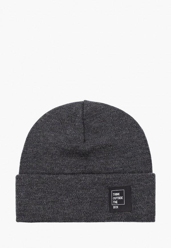 женская шапка marhatter, серая