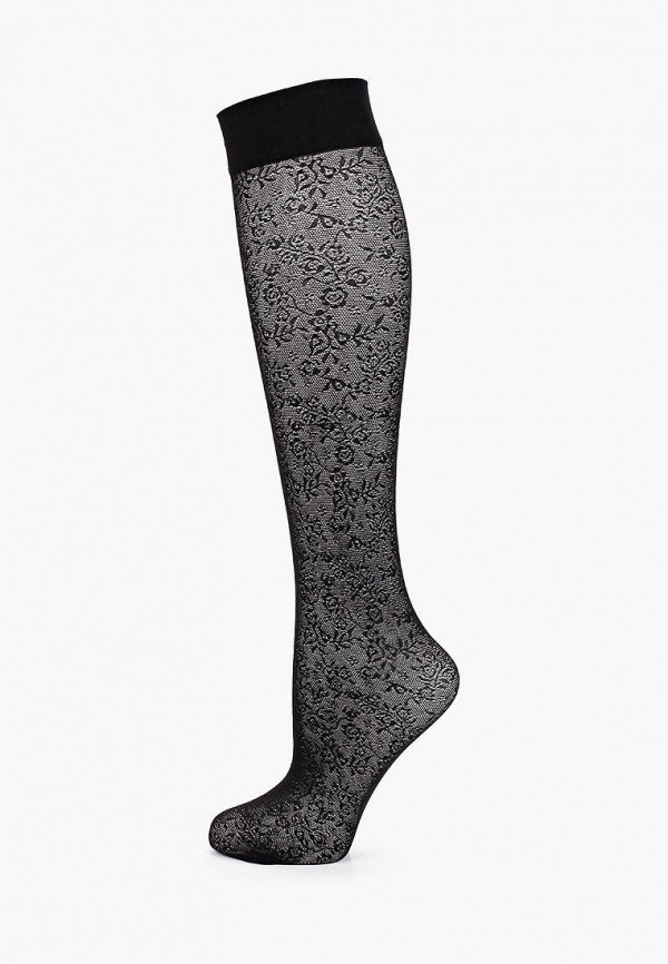 женские гольфы calzedonia, черные