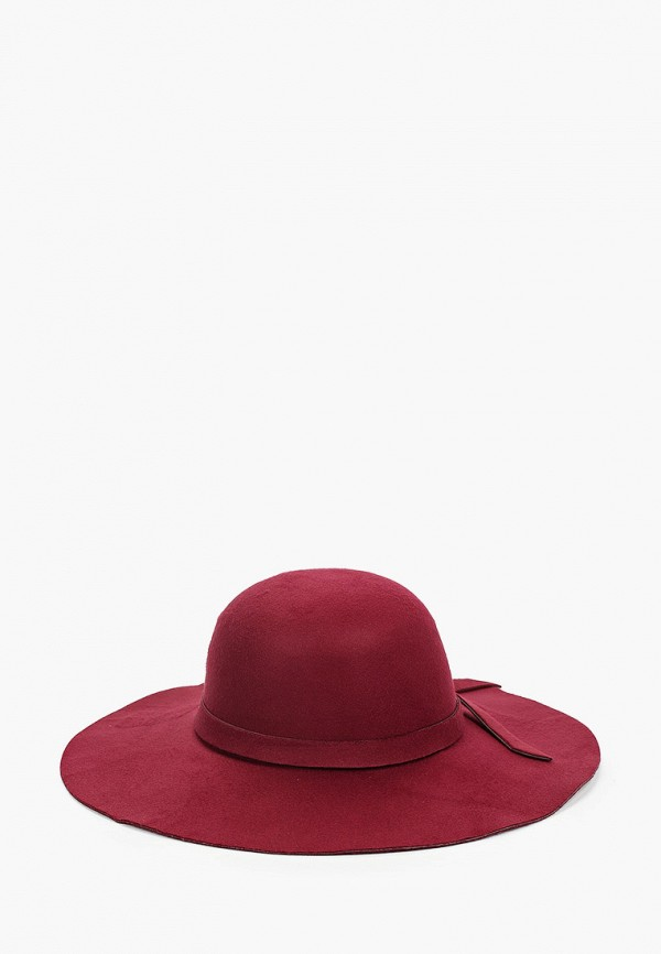 женская шляпа nothing but love, бордовая