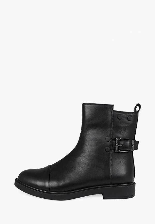 женские ботинки blizzarini, черные