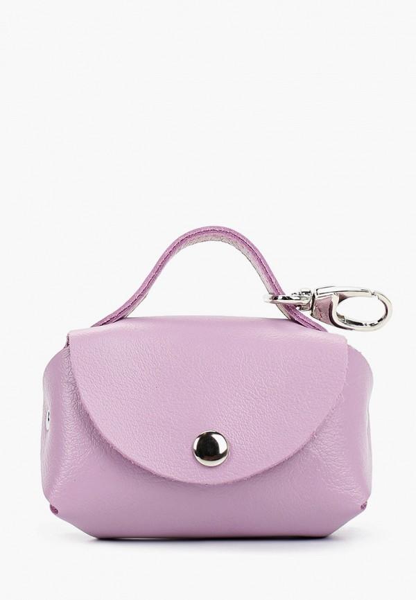 женский кошелёк d.angeny, фиолетовый