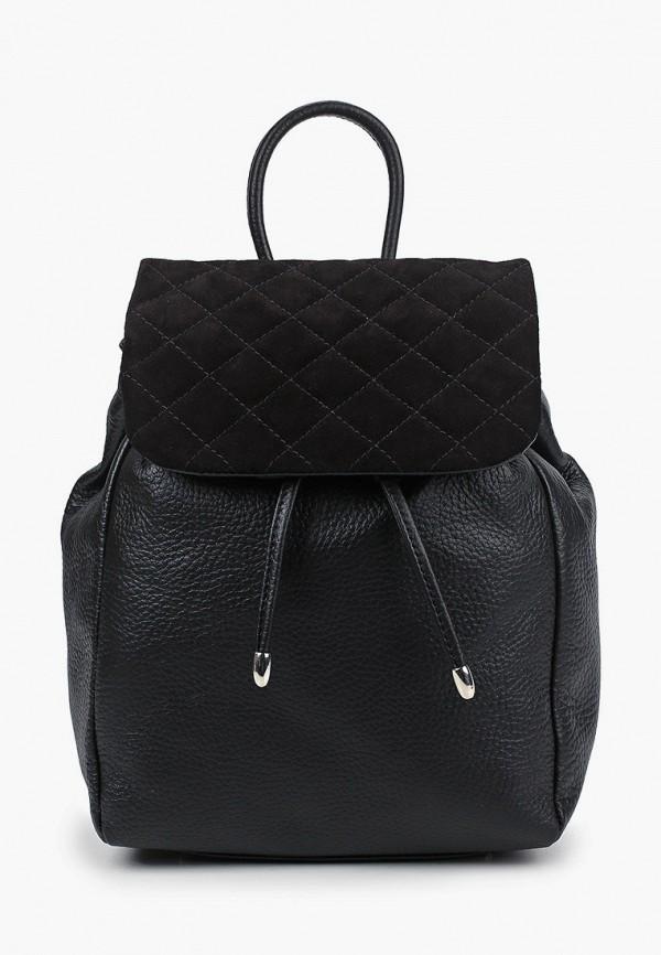 женский рюкзак fiato, черный