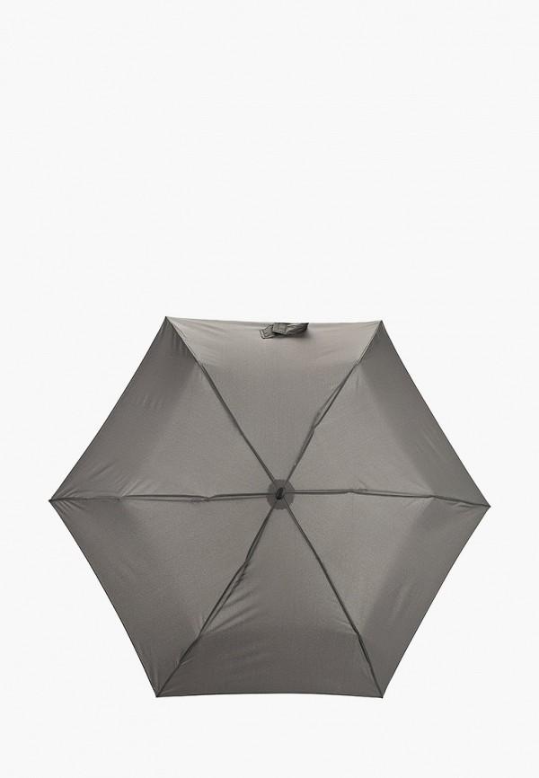 женский складные зонт doppler, хаки