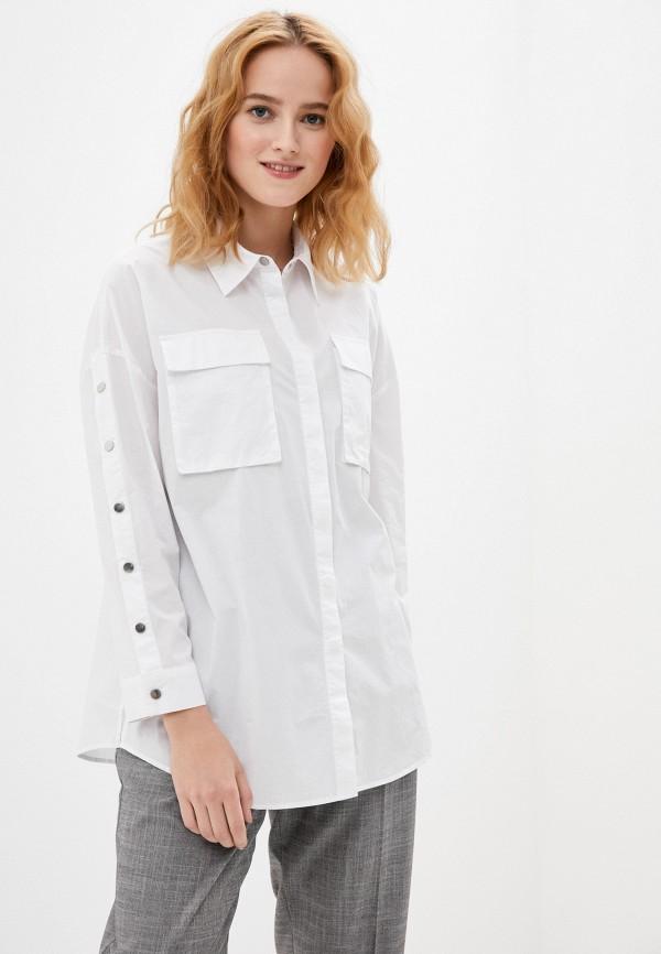 Рубашка Urban Tiger белого цвета