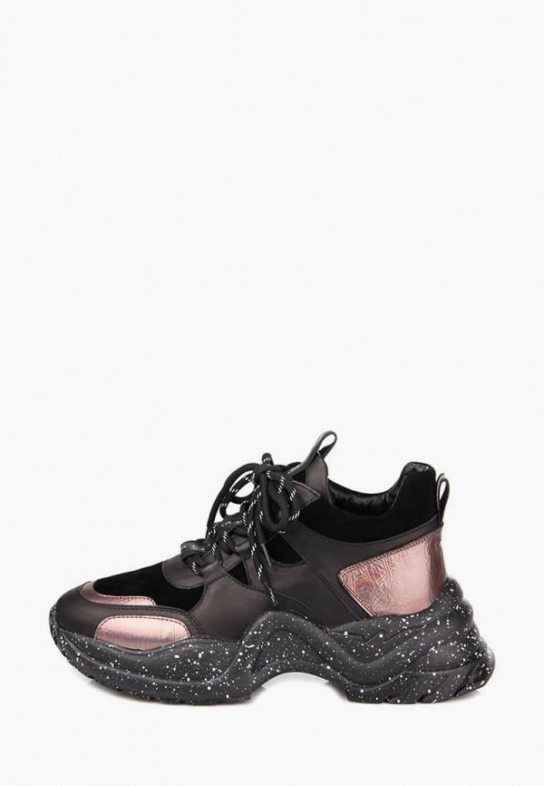 женские кроссовки ditto, черные