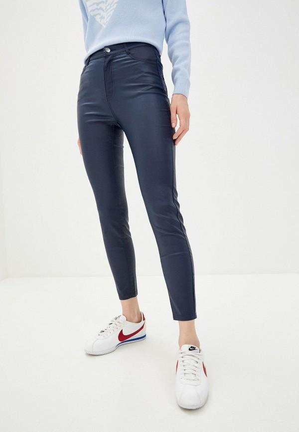 женские брюки calzedonia, синие