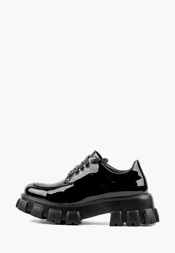 женские туфли leberdes, черные