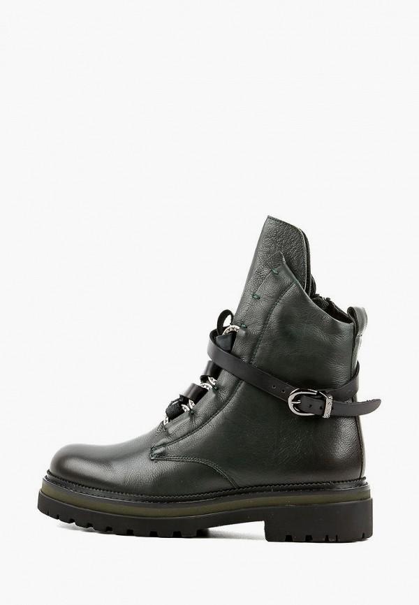 женские ботинки leberdes, зеленые
