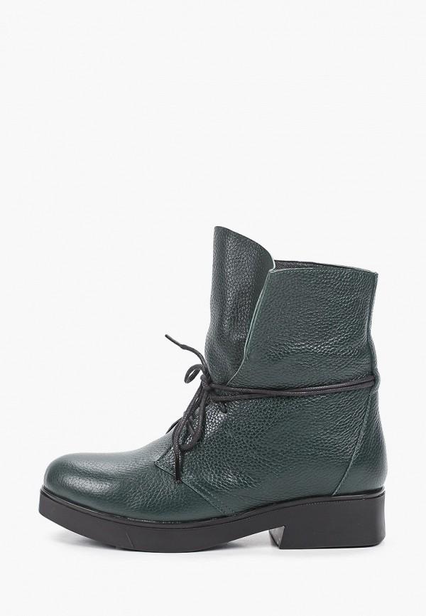 женские высокие ботинки clovis, зеленые