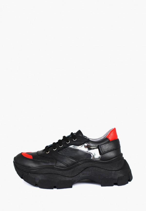 женские кроссовки blizzarini, черные