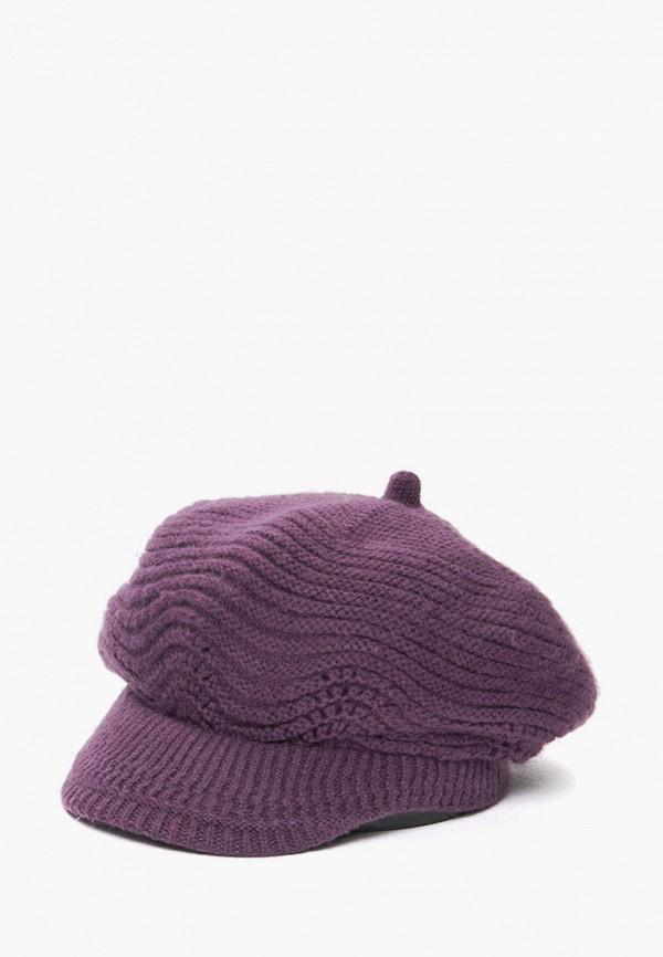 Кепка Mellizos фиолетового цвета