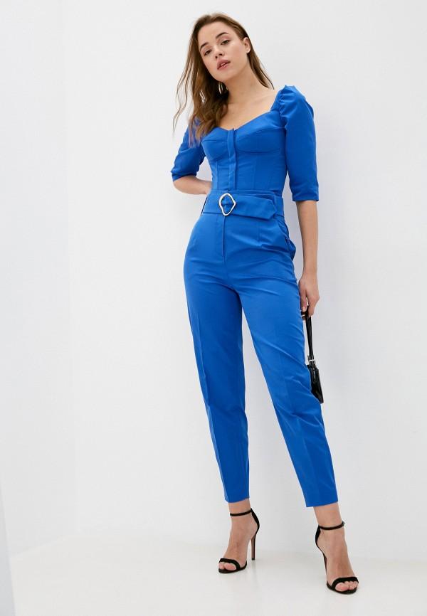 женский костюм ruxara, синий