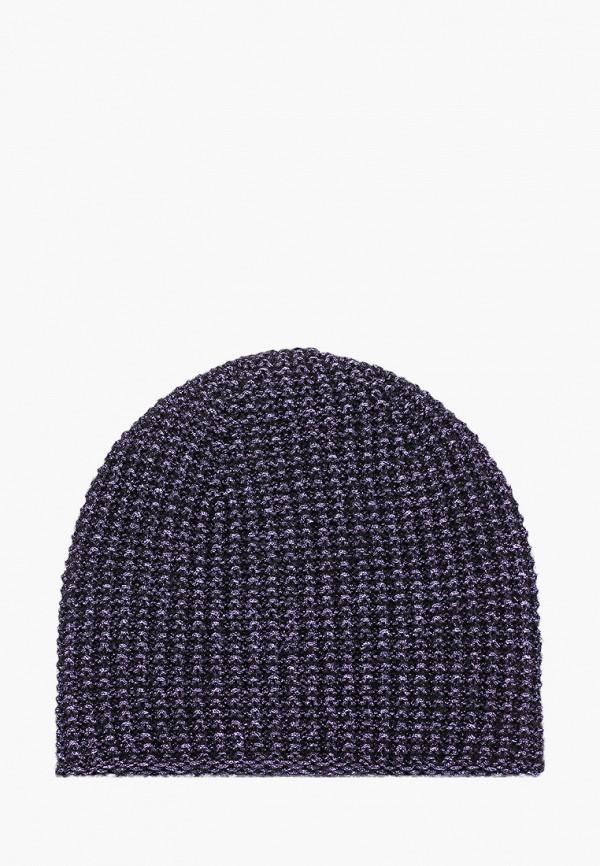 женская шапка canoe, фиолетовая