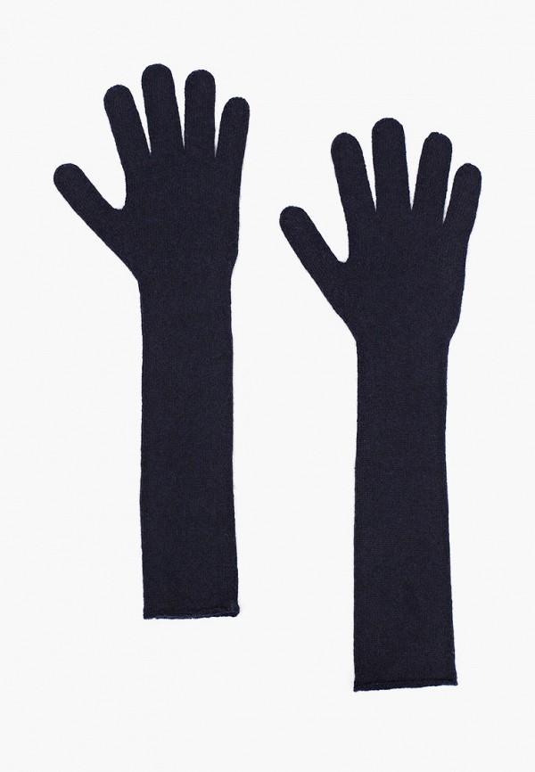 женские текстильные перчатки canoe, синие
