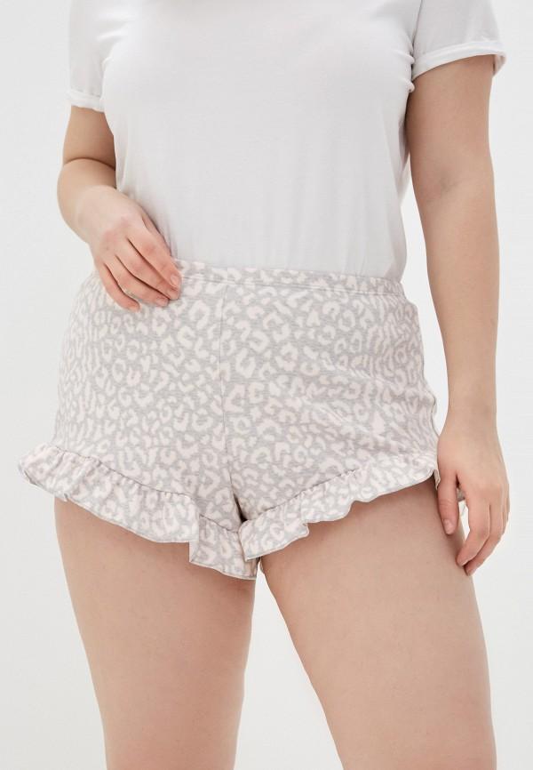 женские шорты tezenis, розовые