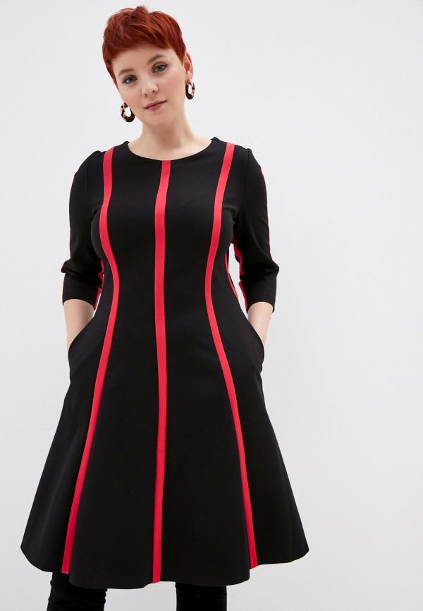 Платье ASV Fashion Design ASV Fashion Design  черный фото