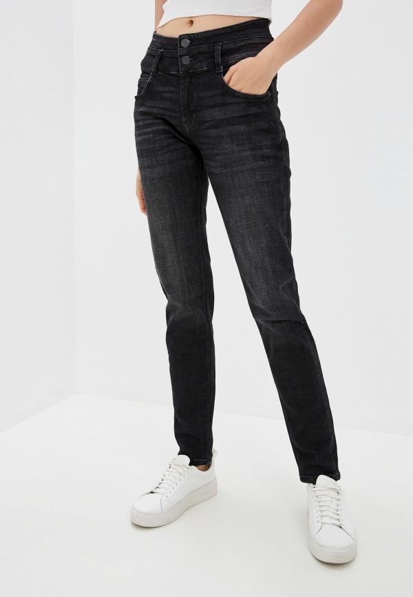 женские джинсы скинни whitney, черные
