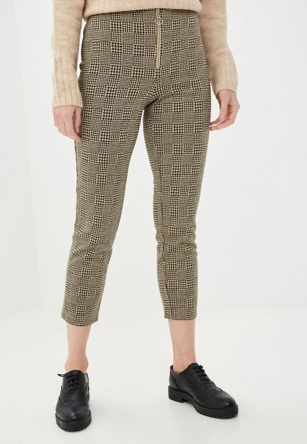 женские повседневные брюки mark formelle, бежевые