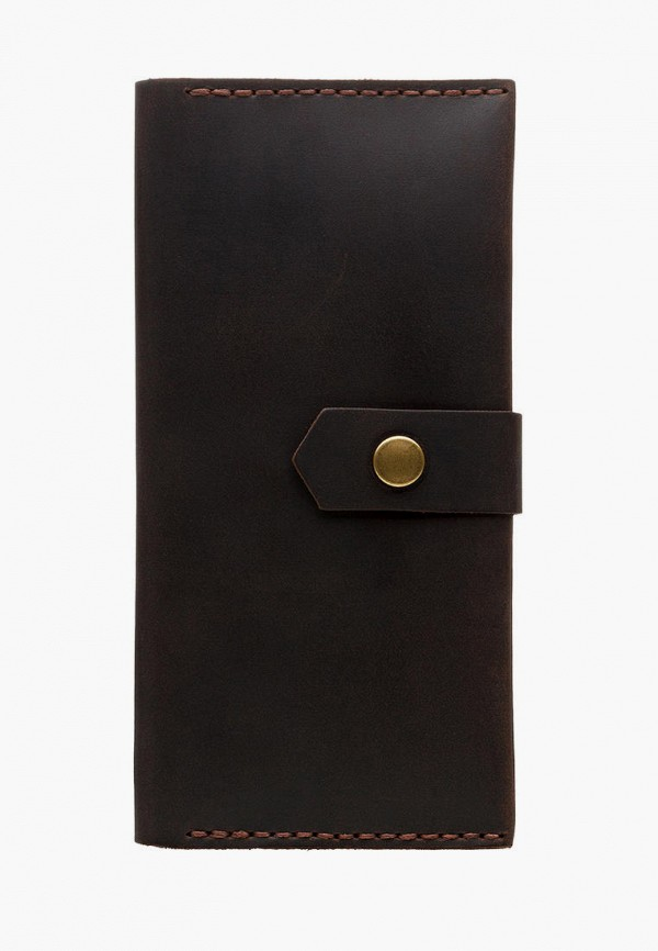 женский кошелёк sfn, коричневый