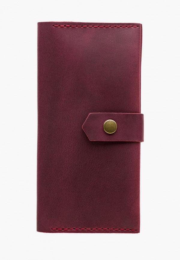 женский кошелёк sfn, бордовый