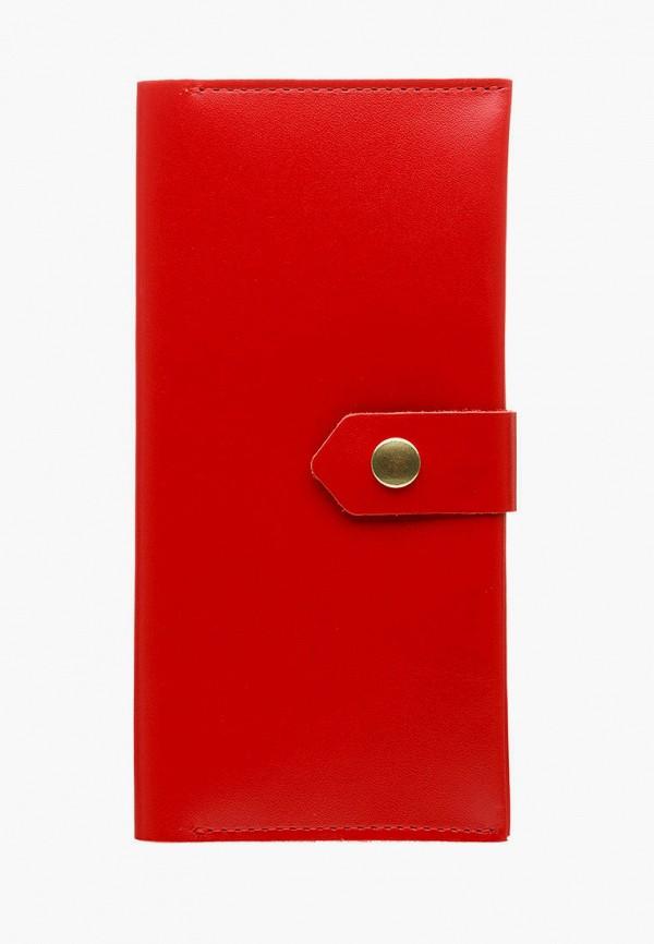 женский кошелёк sfn, красный