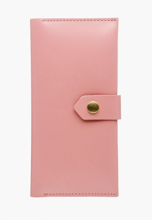 женский кошелёк sfn, розовый