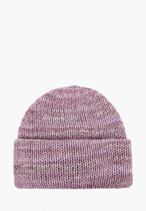 женская шапка dairos, фиолетовая