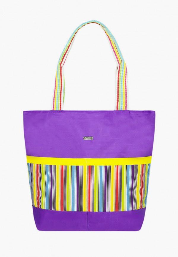 женская сумка episode, фиолетовая