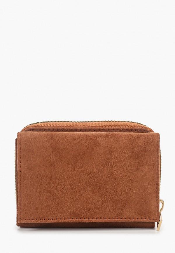 женский кошелёк defacto, коричневый