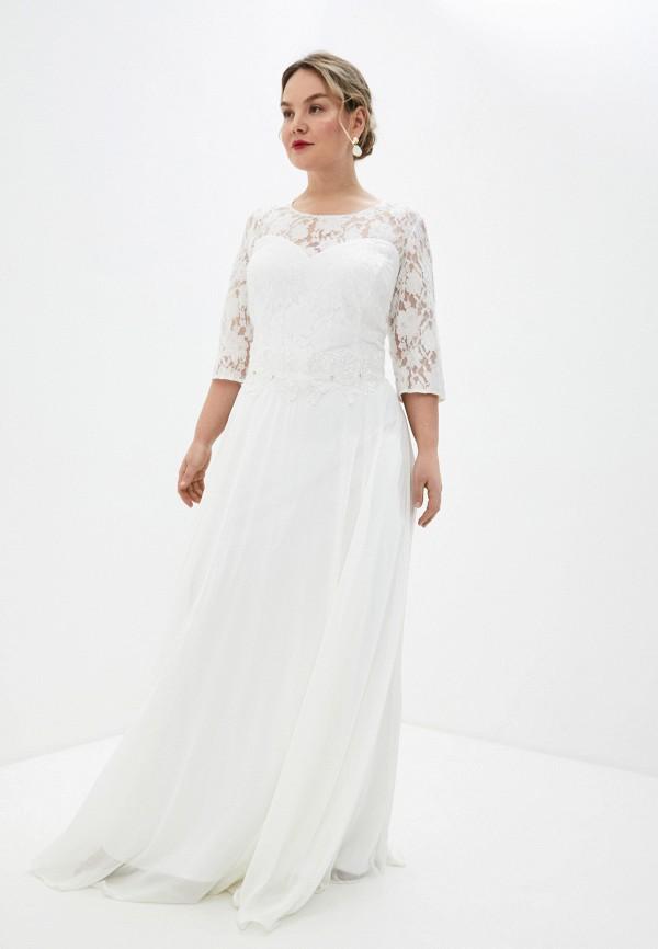 женское платье milomoor, белое