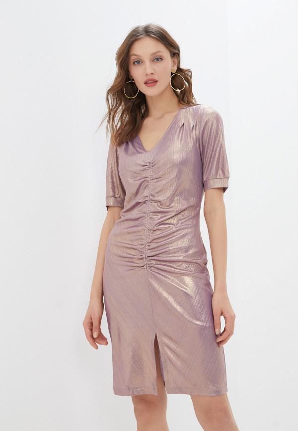Платье AM One AM One  фиолетовый фото
