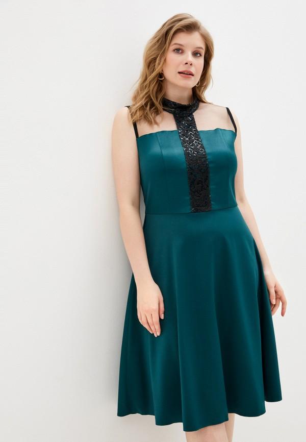 Платье AM One AM One  зеленый фото