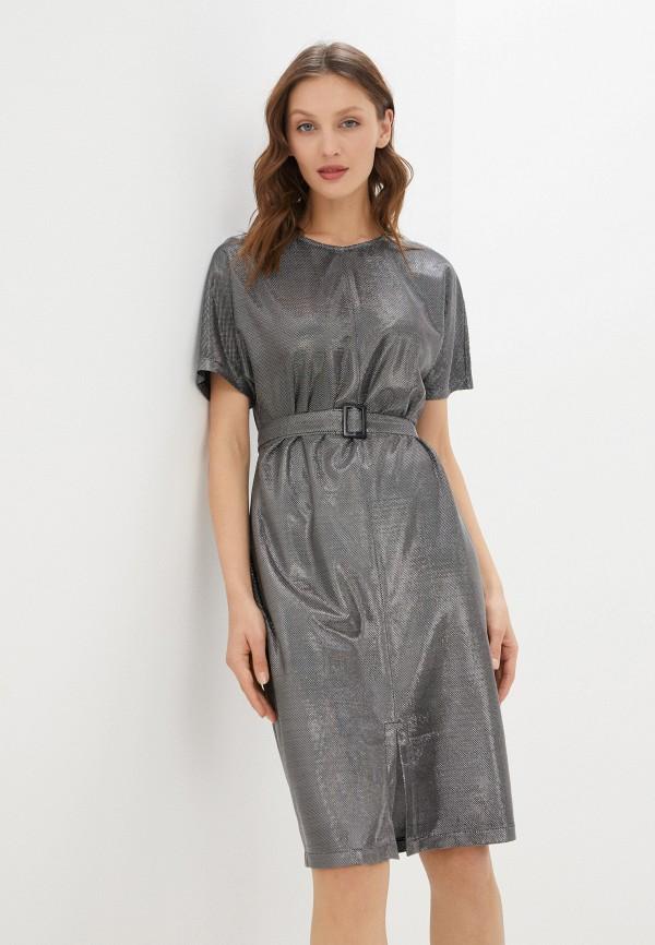 Платье AM One AM One  серебряный фото
