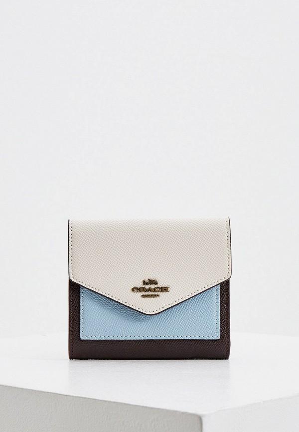 женский кошелёк coach, разноцветный